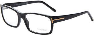 Tom Ford FT5013 Black Rectangle Optical Frames