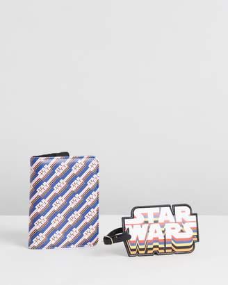 Star Wars Passport & Luggage Tag Set