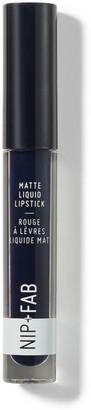 Nip + Fab Nip+Fab NIP+FAB Make Up Matte Liquid Lipstick 2.6ml (Various Shades) - Bluberry Sorbet