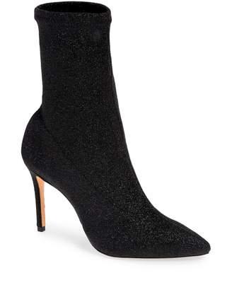 Schutz Sciarpe Glitter Sock Bootie