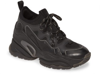 Ash Bird Wedge Sneaker