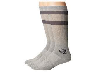Nike Crew Skateboarding Socks 3-Pair Pack