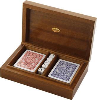 Fornasetti Visi Playing Card Box