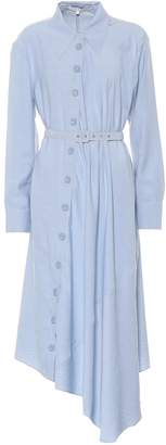 Tibi Chambray shirt dress