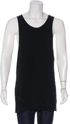 Stampd Longline Sleeveless T-Shirt