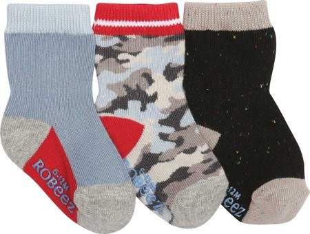 Camo Sock 3 Pack (9 Pairs) (Infant/Toddler Boys')