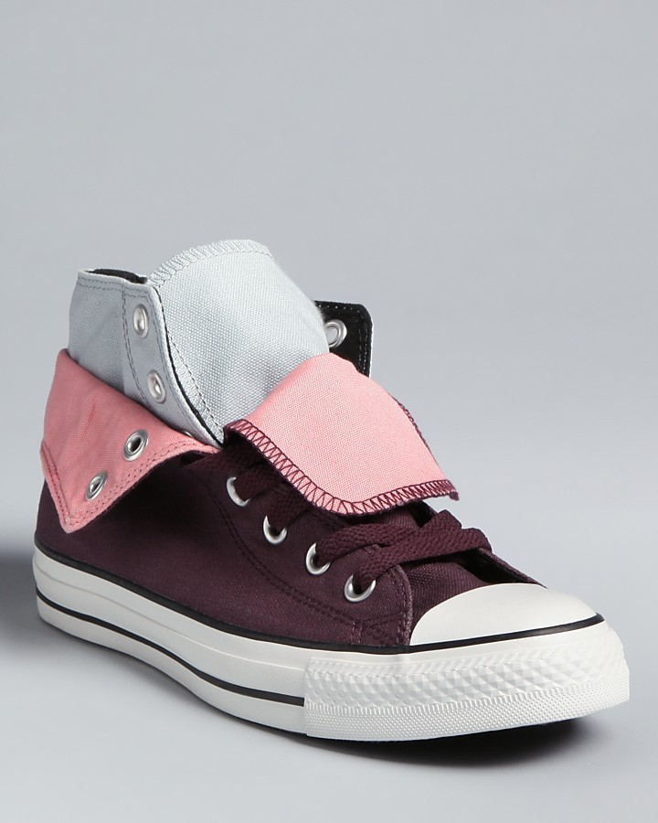Converse High Top Sneakers - Two Fold