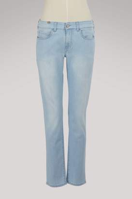 Bamboo loose-fit jeans