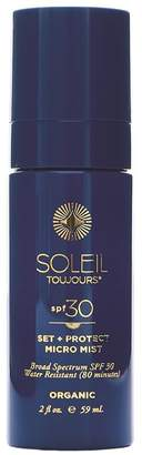Soleil Toujours Setand Protect Micro Mist SPF30