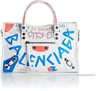 Balenciaga Women's Arena Leather Small City Bag