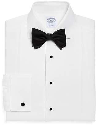 Brooks Brothers Pique Bib Classic Fit Tuxedo Shirt