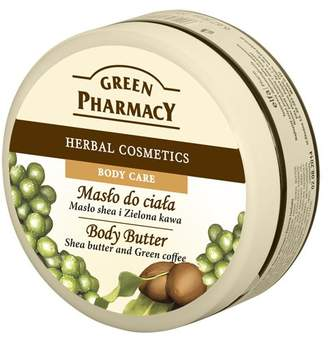 Butter Shoes Elfa Pharm Green Pharmacy グリーンファーマシー Body ボディバター Shea and Green Coffee