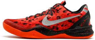 Nike Kobe 8 System Chilling Red/Reflective Silver