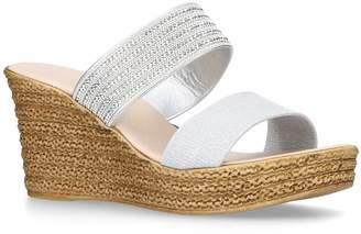Carvela Sybil Wedge Sandals