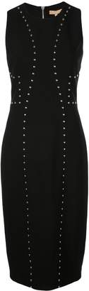 Michael Kors studded shift dress