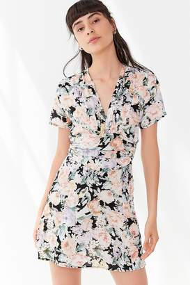 Gardenia Auguste The Label Ruched Dress