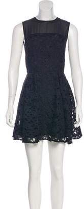 Keepsake Macramé Mini Dress w/ Tags