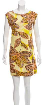 Trina Turk Sleeveless Mini Dress