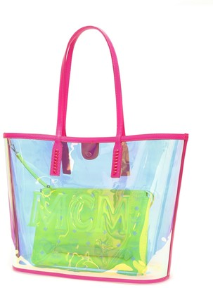 MCM Medium Flo Shopper