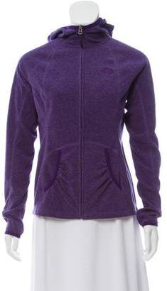 The North Face Lightweight Zip-Up Sweater