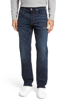 Hudson Byron Slim Straight Fit Jeans (Newburyport)