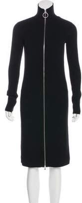 A.L.C. Rib Knit Midi Dress