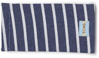 TRAVELER Riviera Navy Stripe Sunglasses Case