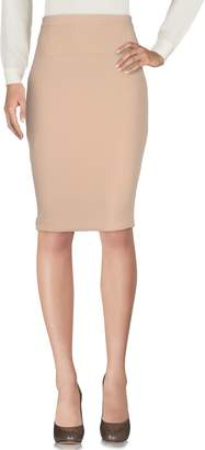 Elisabetta Franchi Knee length skirts