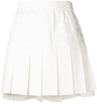 Thom Browne short pleated skirt