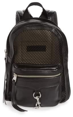 Rebecca Minkoff Small MAB Mesh Backpack