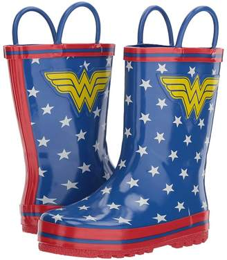 Favorite Characters Wonder Womantm Rain Boot Girls Shoes
