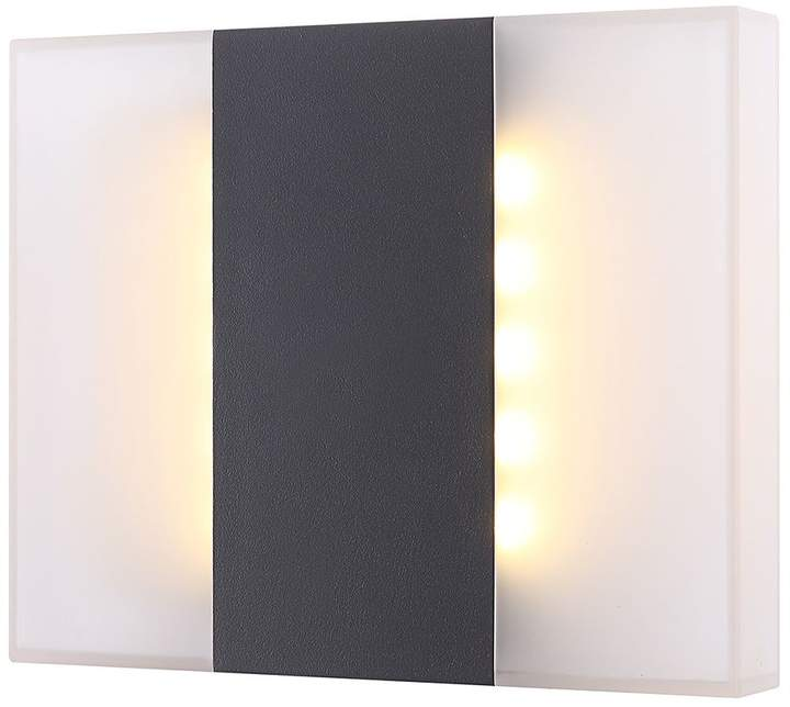 Globo Lighting EEK A+, LED-Außenleuchte Moonlight II by Globo