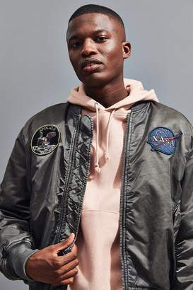 Alpha Industries MA-1 Apollo Battlewash Bomber Jacket