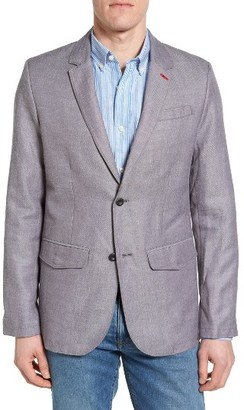 Men's Victorinox Swiss Army Water-Resistant Travel Blazer $365 thestylecure.com