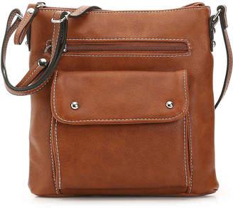 Kate + Alex Cuffaro Kate + Alex Cuffaro Front Pocket Crossbody Bag - Women's