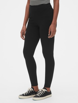 Gap High Rise Leggings in Ponte