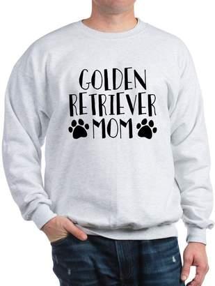 Golden Retriever CafePress Mom - Classic Crew Neck Sweatshirt