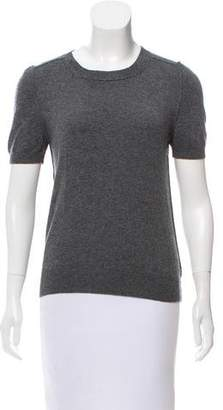 Kiton Short Sleeve Knit Top