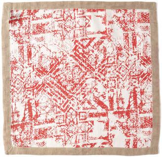 Kim Seybert Distressed Linen Napkin