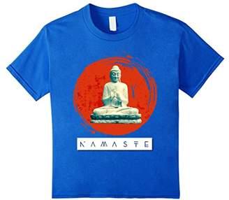 Namaste T-Shirt Yoga Well Being T-Shirt