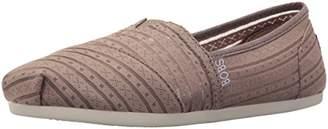 Skechers BOBS from Women's Plush-#Adorbs Flat
