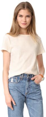 A.P.C. Lydia T-Shirt $110 thestylecure.com