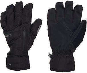 Dakine New Women's Titan Short Gloves Rubber Waterproof Black