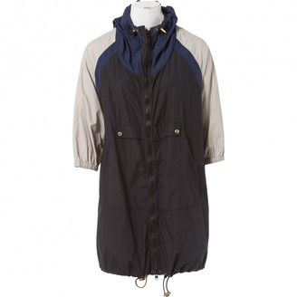 Tommy Hilfiger Navy Synthetic Coats