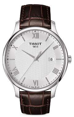 Tissot Tradition Automatic Watch, 42mm