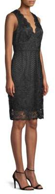 Laundry by Shelli Segal Venise Lace Cocktail Dress