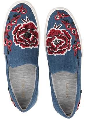 Nine West Onyeka Slip On Sneaker Women's Slip on Shoes
