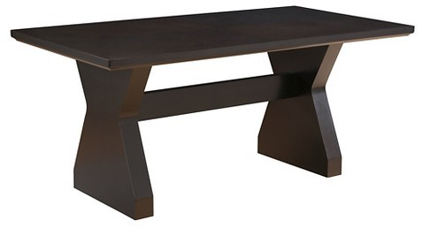 Acme ACME Effie Dining Table Wood/Espresso