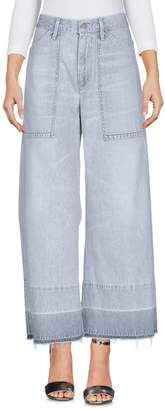 Citizens of Humanity Denim pants - Item 42629229WB