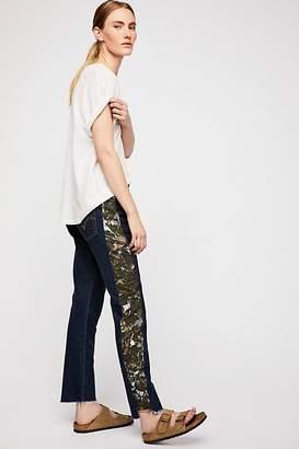 Rialto Jean Project Camille Side Stripe Jeans
